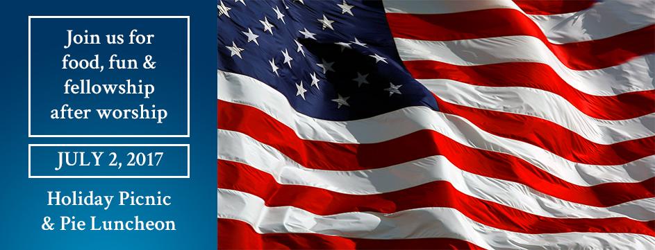 American Flag Slider