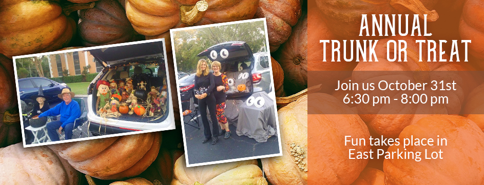 Annual Trunk or Treat_Banner