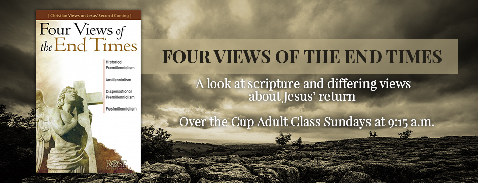 Four Views of the End Times_Banner