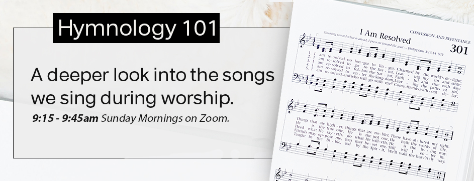 Hymn Slide – updated