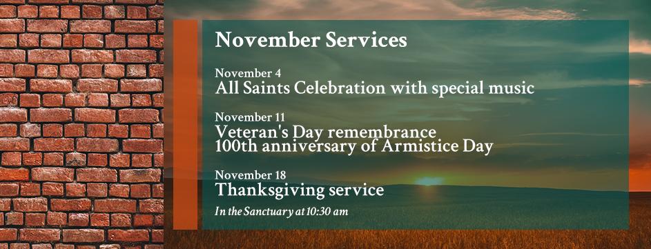 November Services_Banner