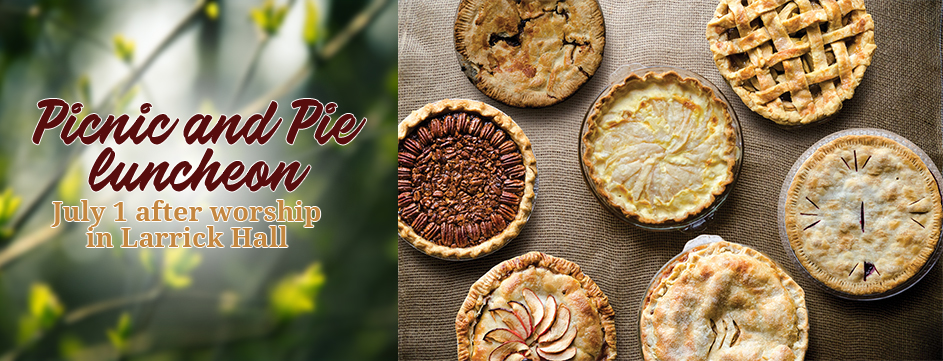 Picnic and Pie _Banner