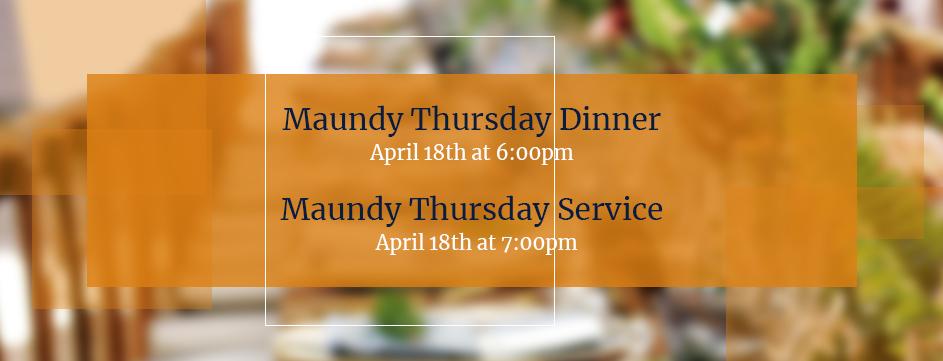 Thursday Service_Banner