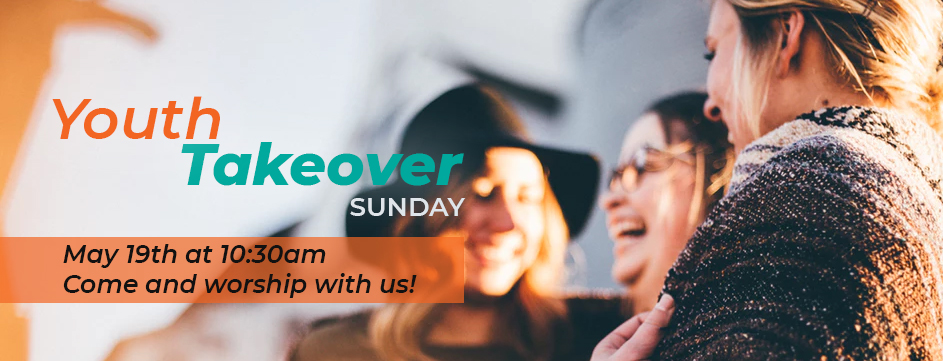 Youth Takeover Sunday_Banner