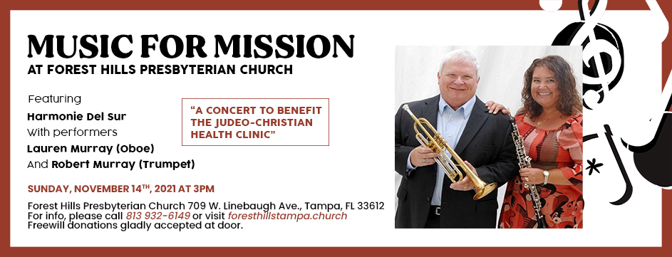 music for mission